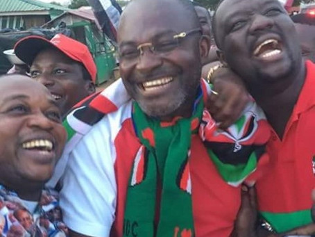 """""""These Allegations By Kennedy Agyapong Are Totally Baseless/Malicious/Irresponsible"""" - NDC (VIDEOS)"""