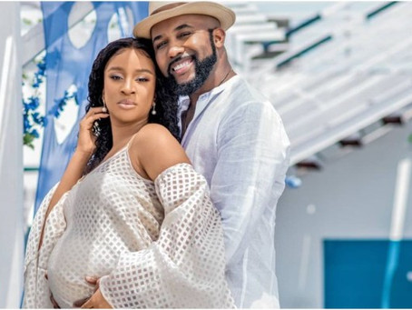 Banky W Drops Song To Celebrate His Newborn Baby (Video)