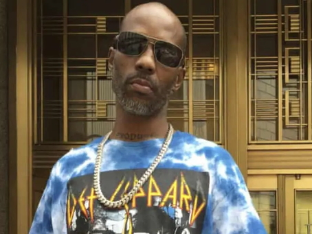 Rapper DMX Dies At Aged 50, A Week After Suffering Heart Attack