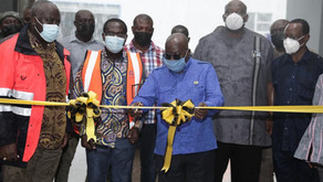 President Akufo-Addo Commissions €20M 2nd Phase ACARP (Pictures)