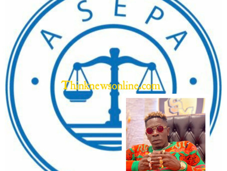 More Troubles As ASEPA Files Complaint Against Shatta Wale