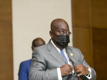 """""""Taking The Vaccine Will Not Alter Your DNA"""" - Akufo-Addo Assures Ghanaians"""