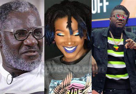 """""""This Is A Shame, You Can't Trend On This"""" - Ebony's Father Slams Pope Skinny (Videos)"""