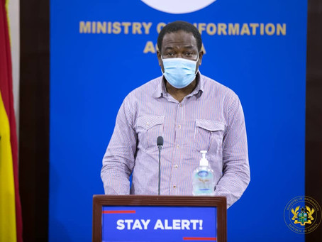 """COVID-19: """"Sanitize Microphones After Each Use"""" – Minister Cautions Religious Leaders"""