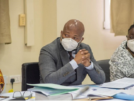 Samuel Okudzeto Ablakwa Resigns From Parliament's Appointments Committee