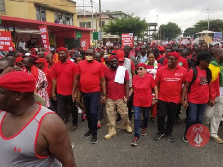 EJURA BROUHAHA: IPRAN Joins 'March For Justice'