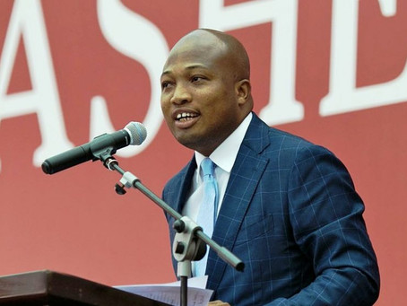 """I Am Absolutely Ready To Receive Covid-19 Vaccine"" - Okudzeto Ablakwa"