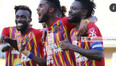 """""""Our Focus Is To Win Double With Hearts of Oak"""" — Fatawu Mohammed"""