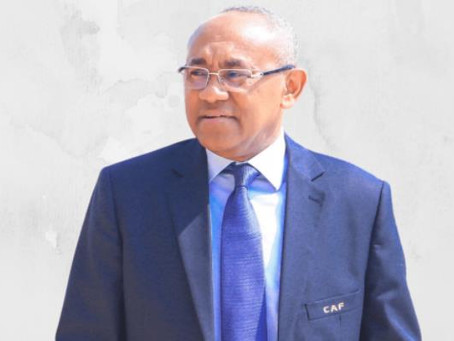 Banned CAF President, Ahmad Ahmad Back At Work Pending Appeal