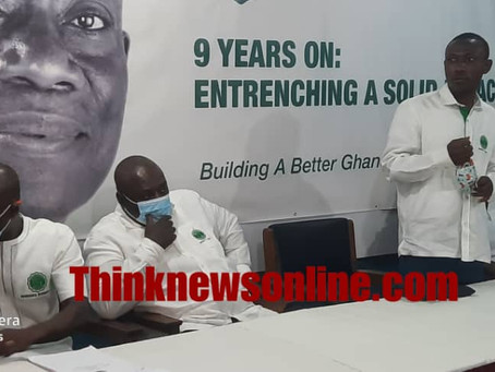 """""""Reviewing The 1992 Constitution Will Compel Presidents To Pay Taxes On Salaries/Emolument""""-Anyidoho"""