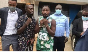 Funny Face Referred To Psychiatric Hospital For Re-Examination