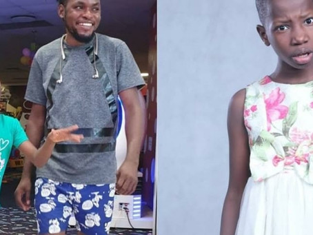 Nigerian Comedienne, Emmanuella Thanks Her Fans As She Marks 7-Years Since Started (Pics)
