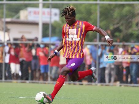 Benjamin Afutu: Midfielder's Manager Confirms Hearts of Oak Exit