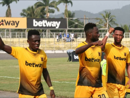 """""""Unhappy Betway Set To Terminate Ashgold Sponsorship Contract"""" - Reports"""