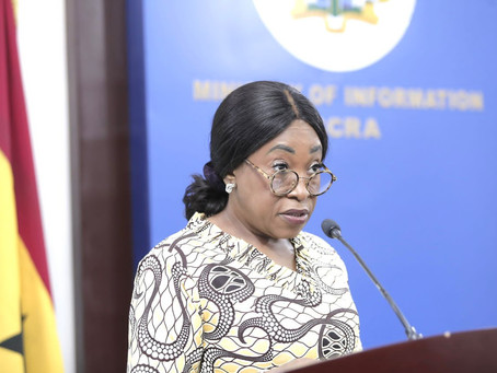 """""""Some Heads Of State Veer Of Democracy Despite Signing Up ECOWAS Peace Pact""""-Shirley Botchwey (VIDEO"""