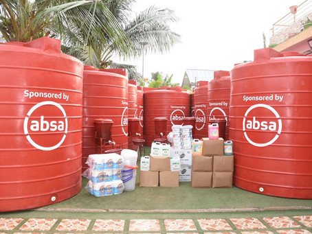 Absa Bank Supports Ten Schools To Commemorate One Year Of Possibilities