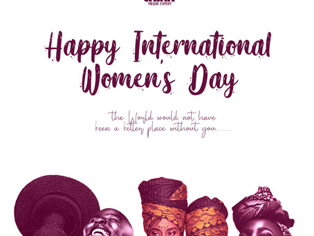 """Int'l Women's Day 2021 Theme – """"Women In Leadership: Achieving An Equal Future In A COVID-19 World"""