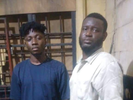 Two Arrested For Spreading False Information In Connection With Alleged Gunshot Attack On Shattawale