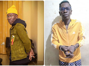 Shatta Wale And Three Others Remanded Behind Bars For One Week