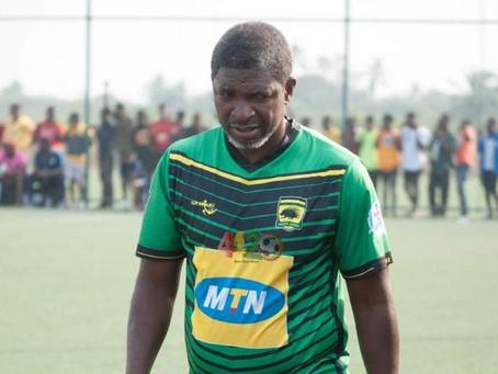 Maxwell Konadu Drags Kotoko To GFA Status Committee, Demands $60k Compensation