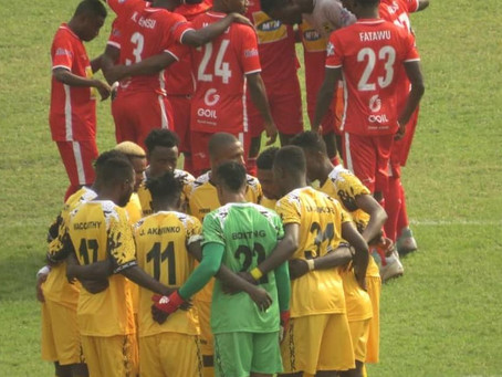 """SPORTS: """"Financial Package For Kotoko, Ashgold Ahead Of CAF Competition Is Ready"""" – Sports Minister"""