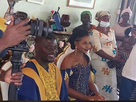 KUMASI: Head Coach of Accra Hearts of Oak, Samuel Boadu Set To Tie Knot With Lover Tomorrow (Pics)