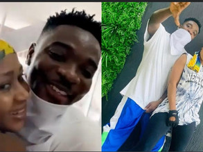 Format? – We Are Together; Akuapem Poloo Announces Her Relationship With AMG Armani (VIDEO)