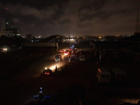 """""""Lack Of Sophisticated AUFLS Control System Led To Total Blackout In Ghana"""" - Ing. Peter A. Boasiako"""