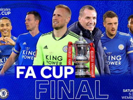 Leicester City Qualify For FA Cup Final After Decades Of Struggle