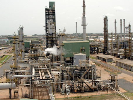 Product Losses At Tema Oil Refinery (TOR) - Interim Mgt Committee (IMC) Commences Investigations