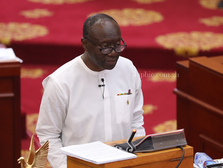 BUSINESS NEWS: Finance Minister Set To Present Budget For First Quarter Of 2021 On October 28