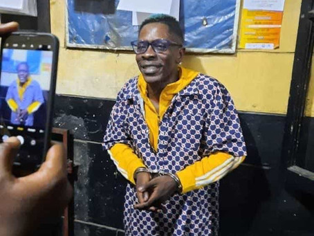 How Social Media Reacted Following The Arrest Of Shatta Wale