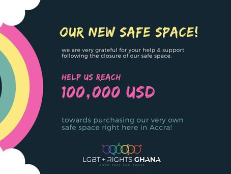 Gays, Lesbians Raising $100,000 To Purchase Office In Ghana After Police Raid