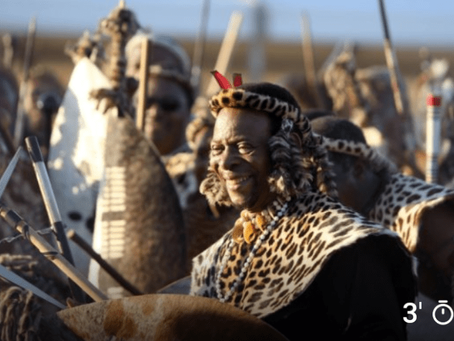 Zulu King Who Instigated Xenophobic Attacks Dies From Diabetes