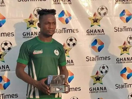 """""""I Will Not Leave King Faisal Until The Season Is Over"""" - Kwame Peprah"""