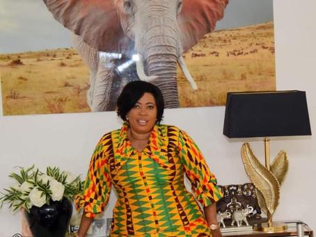 Kate Gyamfua Congratulates Female Ministers And Deputies