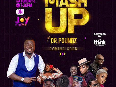 """Joy Prime Set To Premiere All-New """"Mash-Up"""" Show On March 6"""