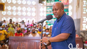 """""""Over 1 Million Ballot Papers Were Printed In Favour Of NPP"""" - Mahama"""