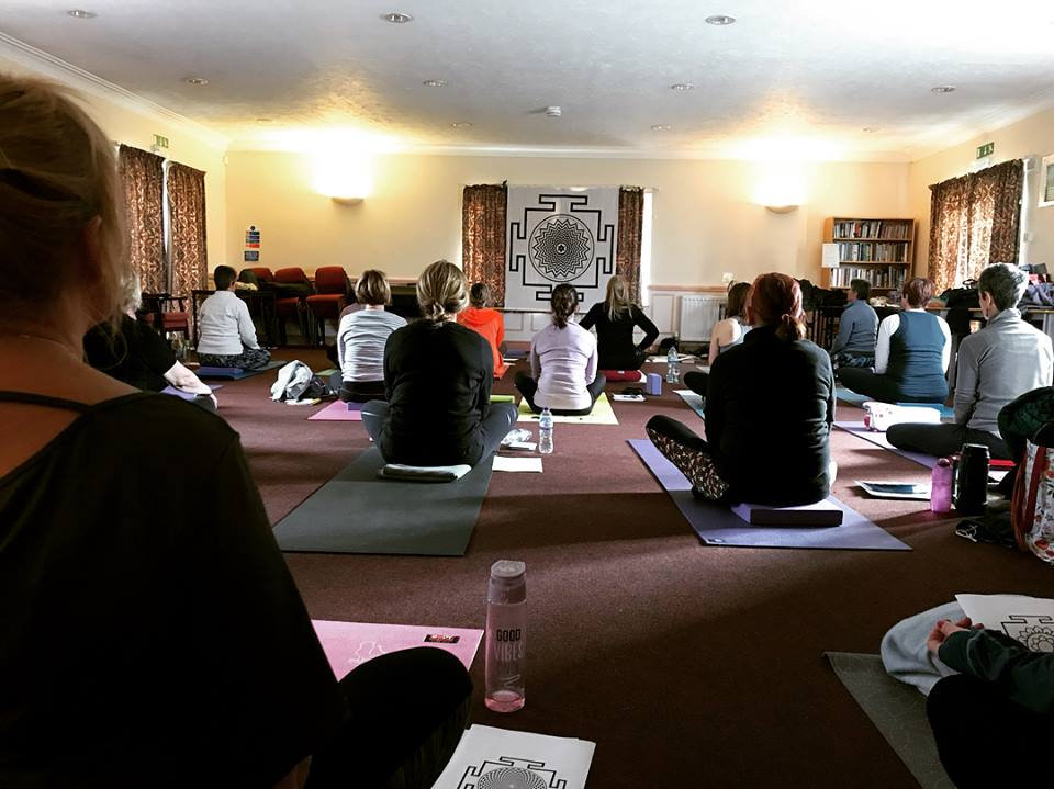 One to One Meditation Session