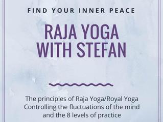 Raja Yoga Workshop