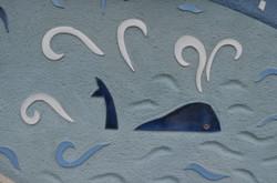 七が浜の鯨