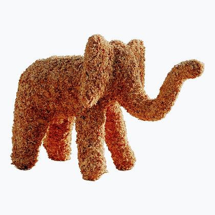 Extra Large Elephant - Stuffed