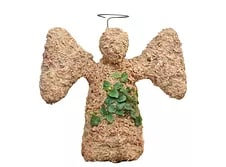 Small Angel Topiary - Planted