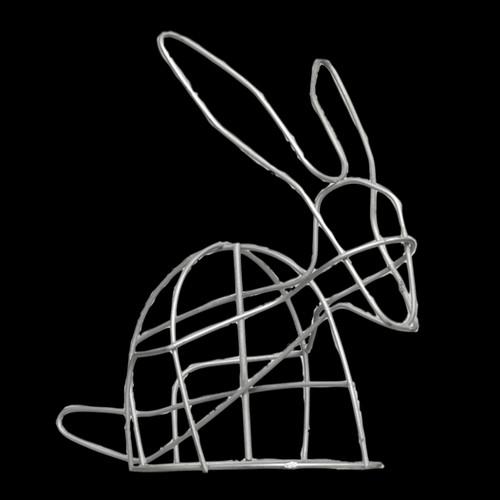 Bunny Topiaries | United States | Noah\'s Ark Topiary