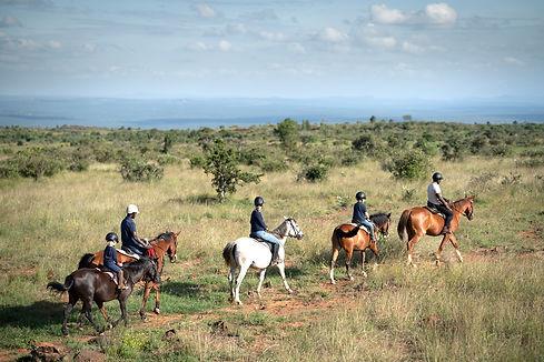 Mgeni Safaris_Loisaba Horse Riding safar