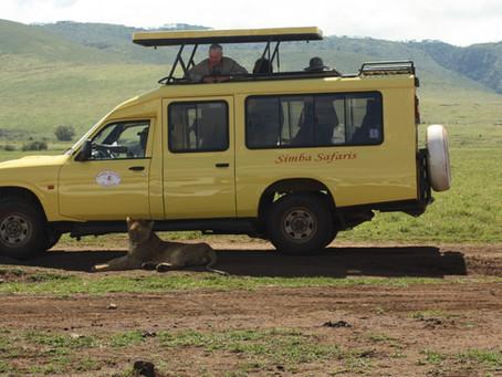Kennismaken met privéchauffeur|gids Enock