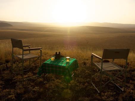 Op safari in Oost-Afrika na covid-19