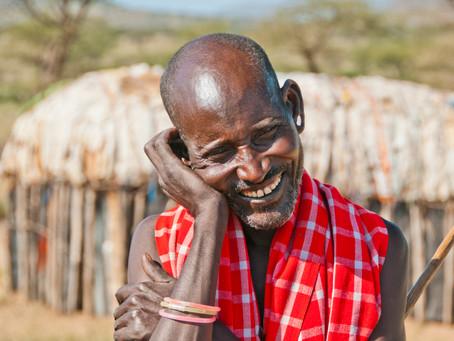 Relativeren in Kenia