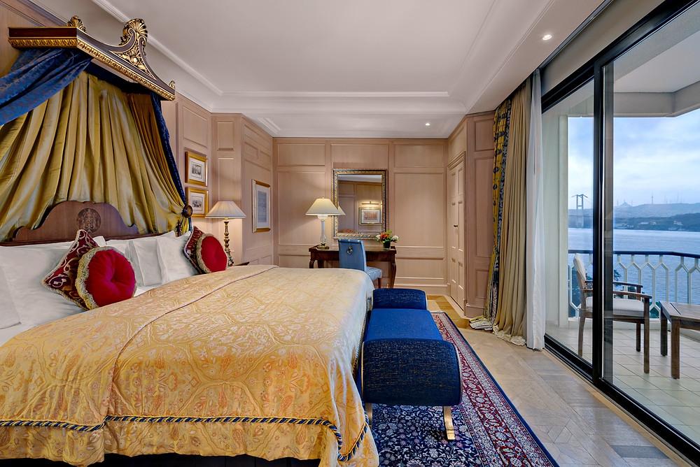 Otel odası fotoğraf çekimi
