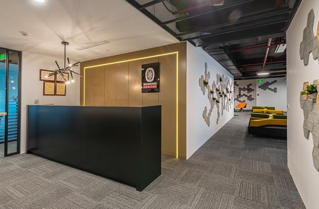 Brueau Veritas Ofis Çekimleri